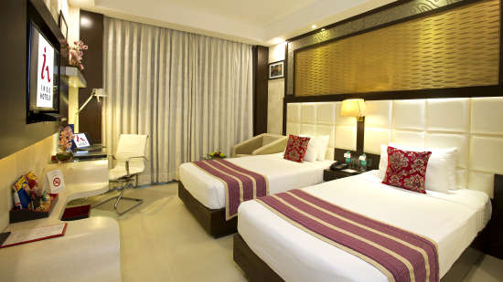 Rooms at Inde Hotel Chattarpur - Hotel in Chattarpur, New Delhi