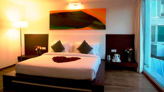 Springs Hotel & Spa, Bangalore Bengaluru Suite Room 3 Springs Hotel Spa