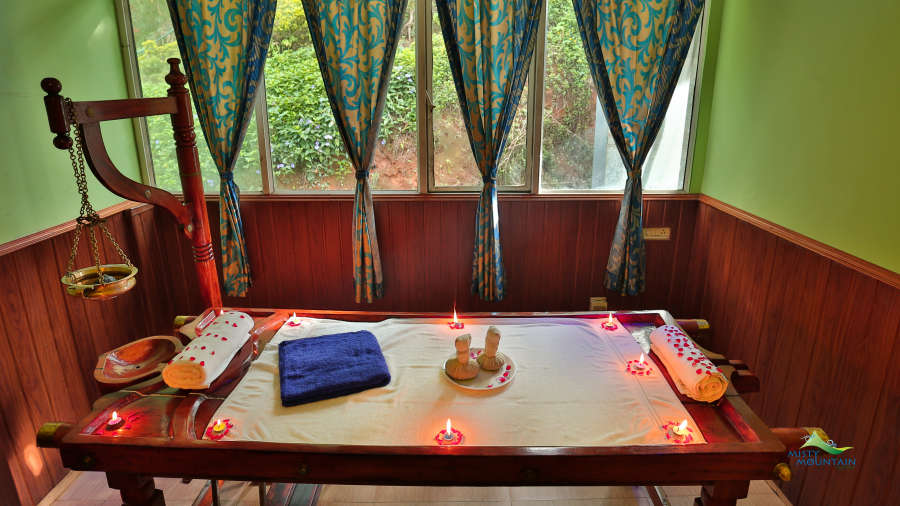 Misty Mountain Resort, Munnar Munnar Spa Misty Mountain Resort Munnar 2