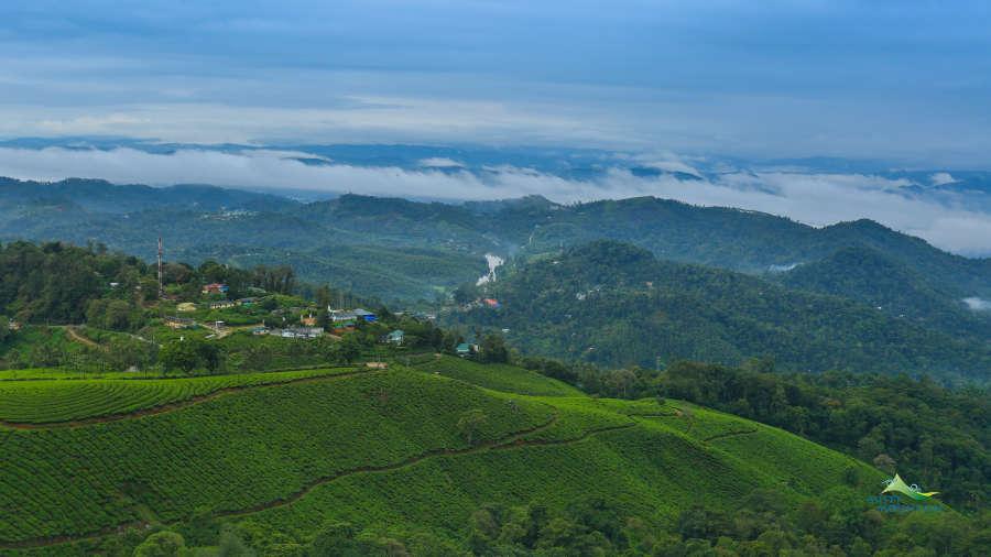 Misty Mountain Resort, Munnar Munnar View of the chenkulam lake. Misty Mountain Resort Munnar 2 2