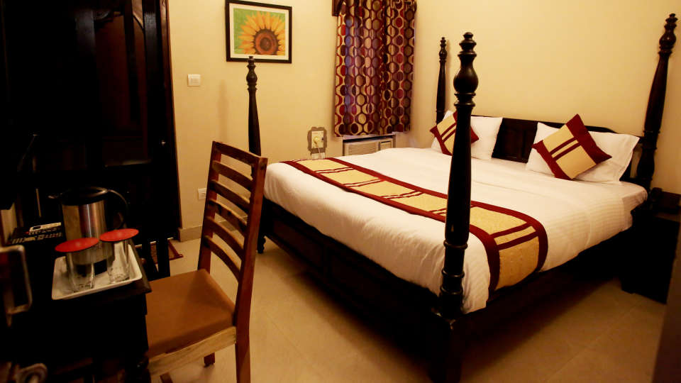Ajit Mansion Jodhpur Deluxe Room Hotel Ajit Mansion Jodhpur 2