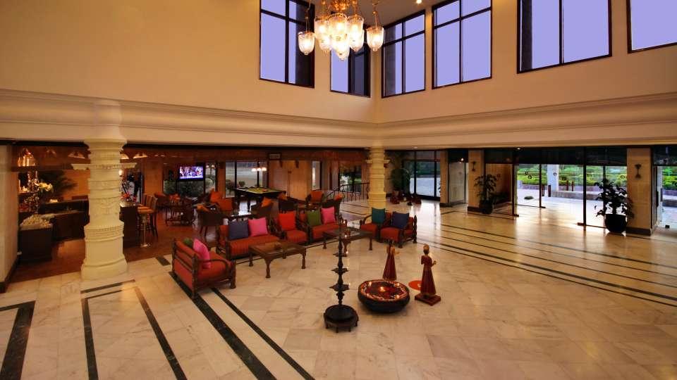 Hotel Clarks, Khajuraho Khajuraho Lobby Hotel Clarks Khajuraho 2
