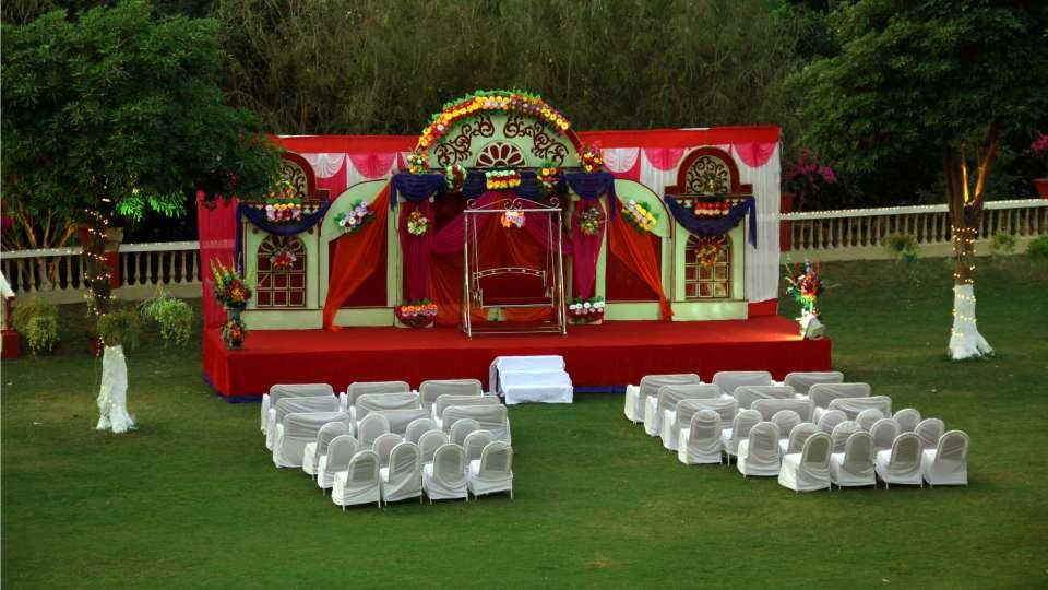 Hotel Clarks, Khajuraho Khajuraho Marriage Decor at Hotel Clarks Khajuraho 1