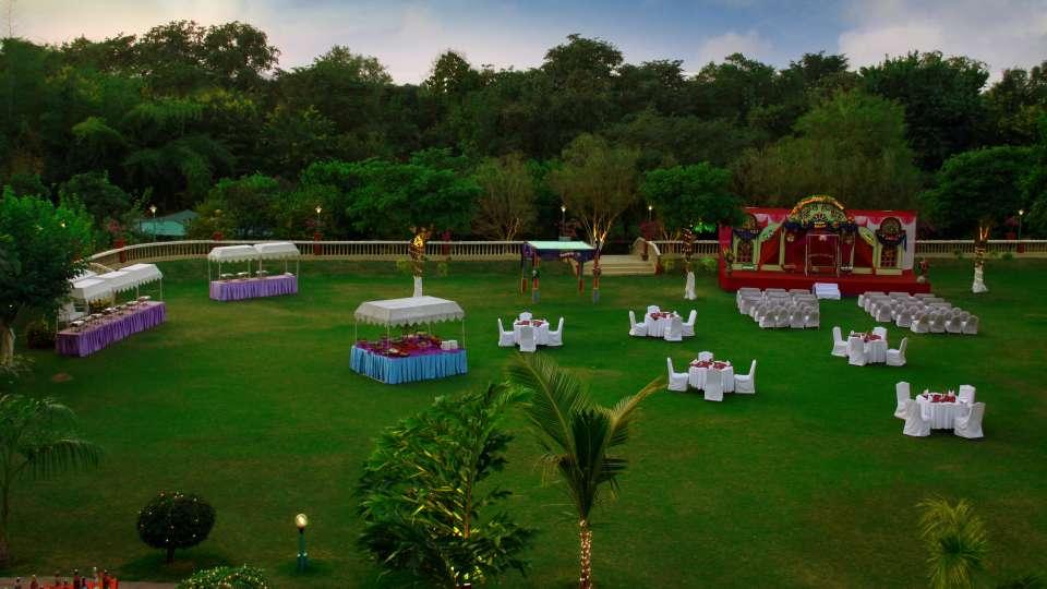 Hotel Clarks, Khajuraho Khajuraho Marriage Decor at Hotel Clarks Khajuraho 2