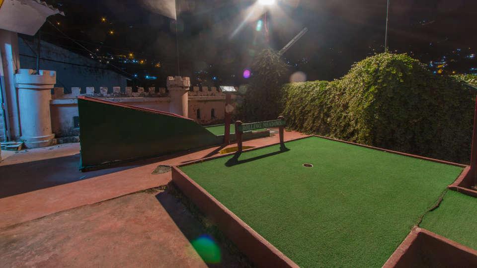 Hotel Himalaya, Nainital Nainital Mini Golf Course Hotel Himalaya Nainital 4