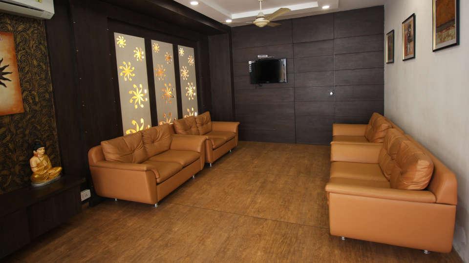 Lobby Hotel Jyoti - Rajkot Gujrat 3