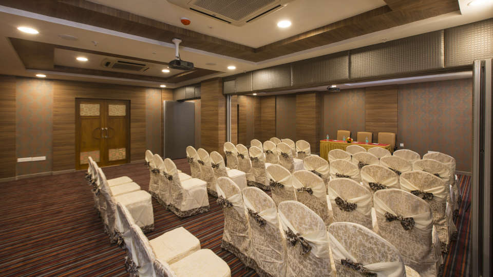 Hotel Pai Viceroy, Tirupati Tirupati Hotel Pai Viceroy Tirupathi Opal Hall 8