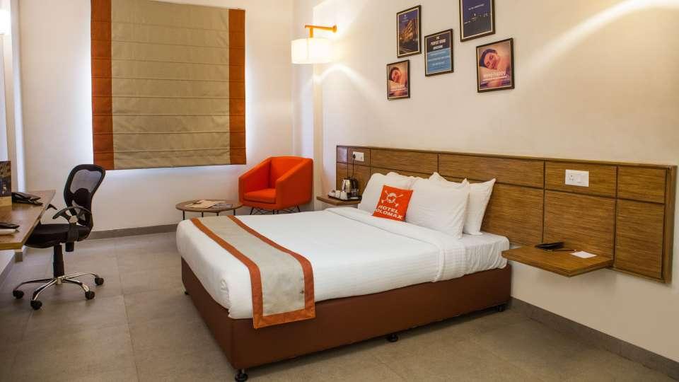 Max Comfort Room Hotel Polo Max Jabalpur