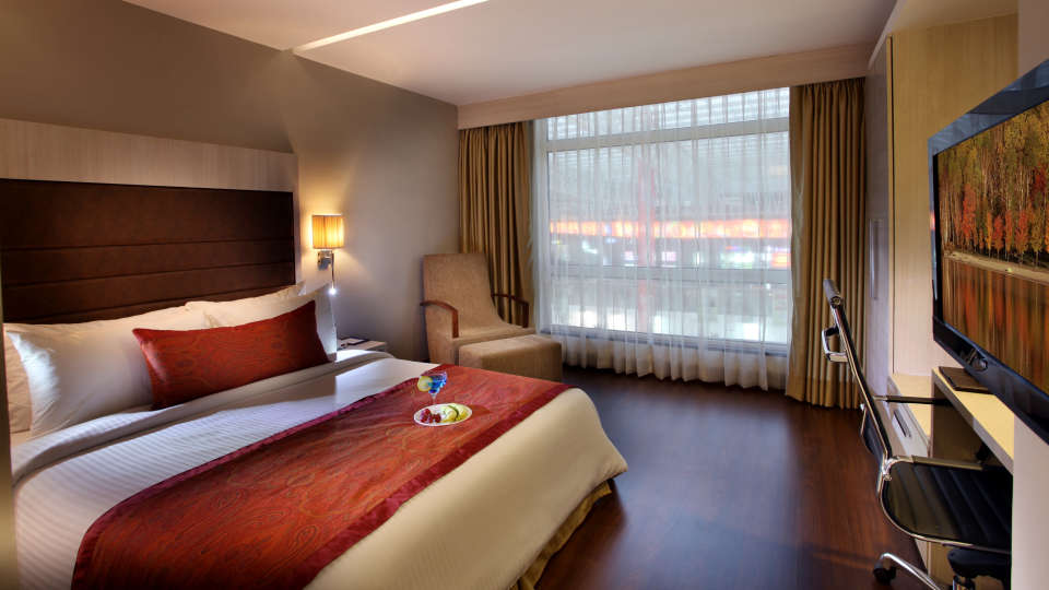Studio at Mahagun Sarovar Portico Vaishali, hotel rooms in vaishali 1