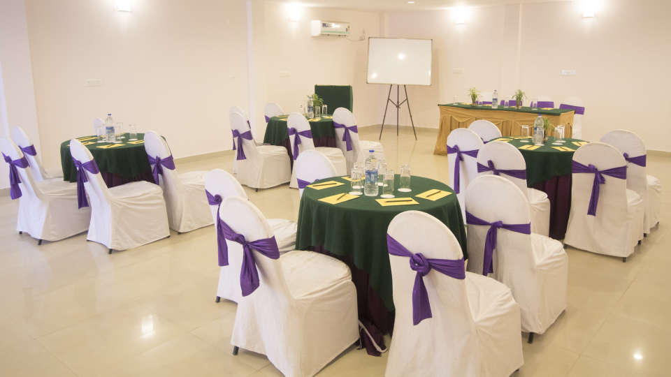 Conference and Meeting Hall at New Year Celebration at Mahodadhi Palace - A Beach View Heritage Hotel in Puri