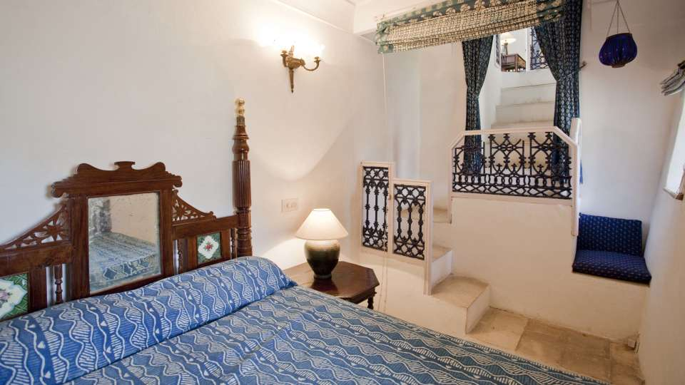 Neemrana Fort Palace Neemrana Neelam Mahal Hotel Neemrana Fort Palace Neemrana Rajasthan