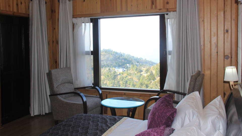 Ojaswi Himalayan Resort, Mukteshwar Nainital Family Suite Ojaswi Himalayan Resort Mukteshwar 3