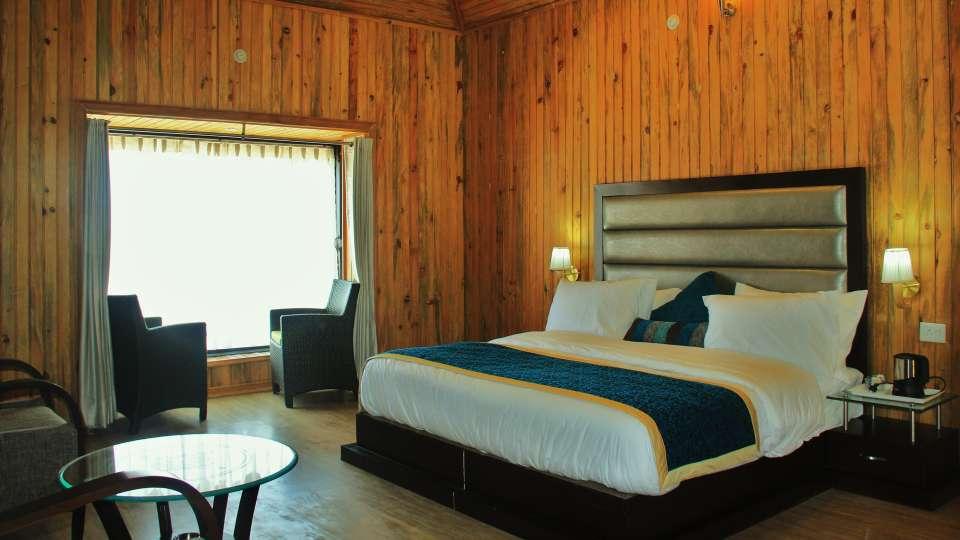Ojaswi Himalayan Resort, Mukteshwar Nainital Family Suite Ojaswi Himalayan Resort Mukteshwar 6