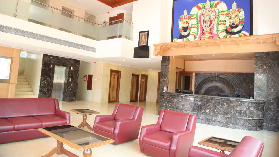 Raj Park Hotel - Tirupati Tirupati Lobby Raj Park Hotel Tirupati 2