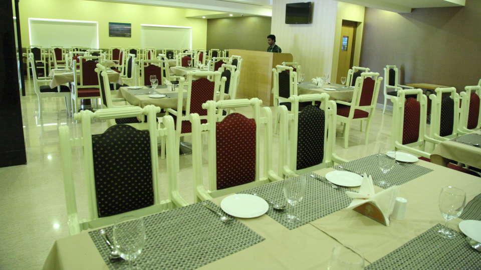 Raj Park Hotel - Tirupati Tirupati The Prime Restaurant Raj Park Hotel Tirupati 2