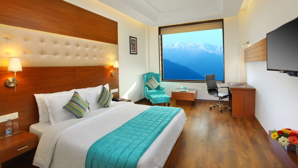 Superior Room at RS Sarovar Portico, Palampur  Hotels1