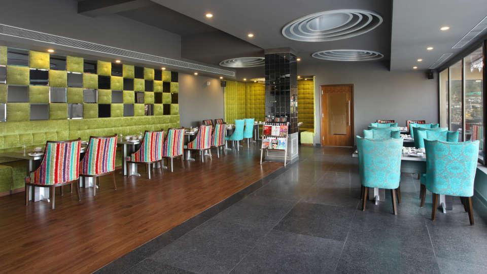 The Terrace at RS Sarovar Portico, Palampur Resorts  5