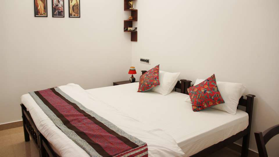 Hotel Rooms In Cherai, Sapphire Club Cherai Beach Villa, Cherai Hotel 7
