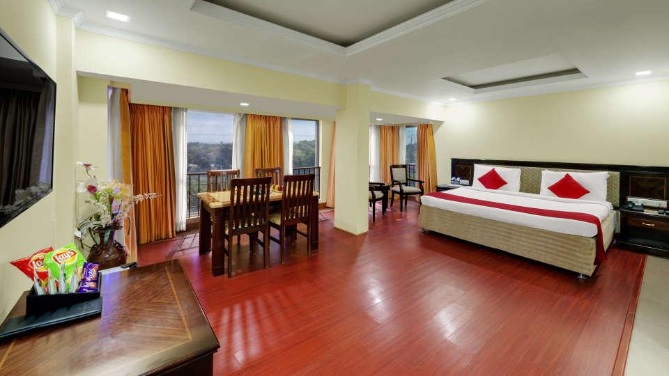 SRM Hotel Maram Malai Nagar Chennai 1