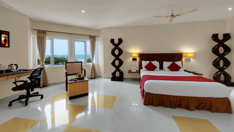 Executive Rooms in SRM Hotel in Tuticorin, Hotel in Tuticorin