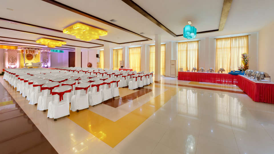 Muthu Mahal in SRM Hotel in Tuticorin 1, Banquet Hall in Tuticorin