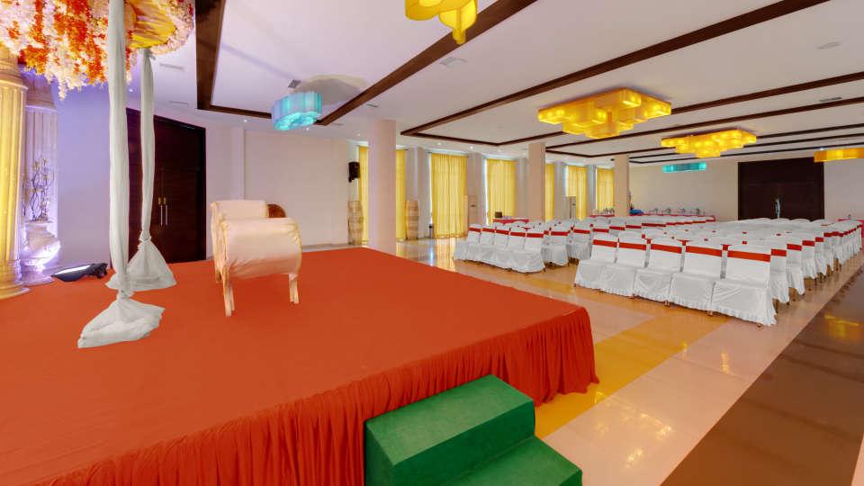 Muthu Mahal in SRM Hotel in Tuticorin 4