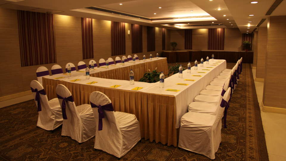 VITS Bhubaneswar Hotel Bhubaneswar Conference hall 1 - VITS Hotel Bhubaneshwar