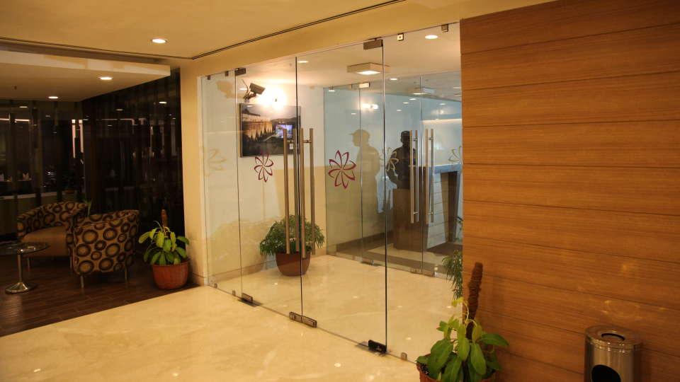 VITS Bhubaneswar Hotel Bhubaneswar Lobby 2- VITS Hotel Bhubaneshwar