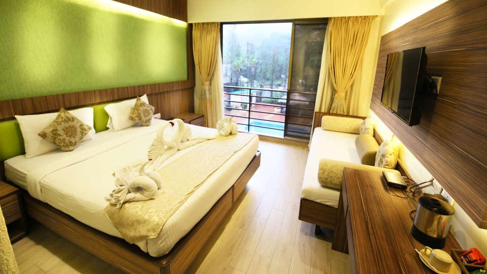 Deluxe Room Zara s Resort Khandala Hotels in Pune 2