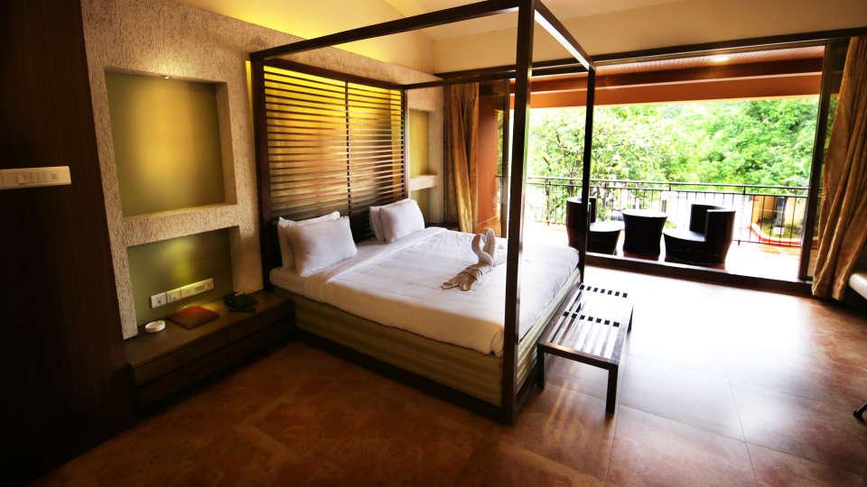 Moghul Room Zara s Resort Budget Hotel in Lonavla 5