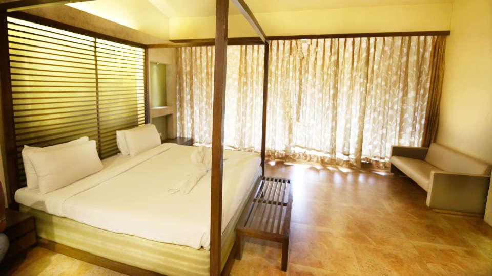 Moghul Room Zara s Resort Budget Hotel in Lonavla 6