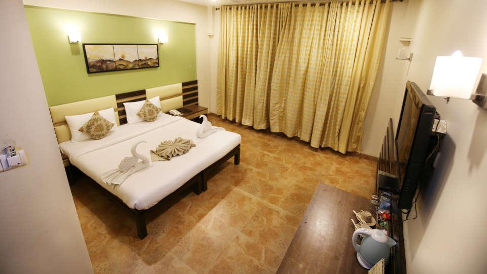 Super Deluxe Room, Zara\'s Resort, Khandala, Rooms in Lonavla