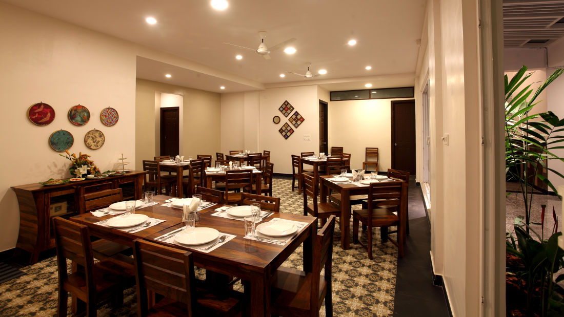 In-House Dining at Crimson Lotus 3