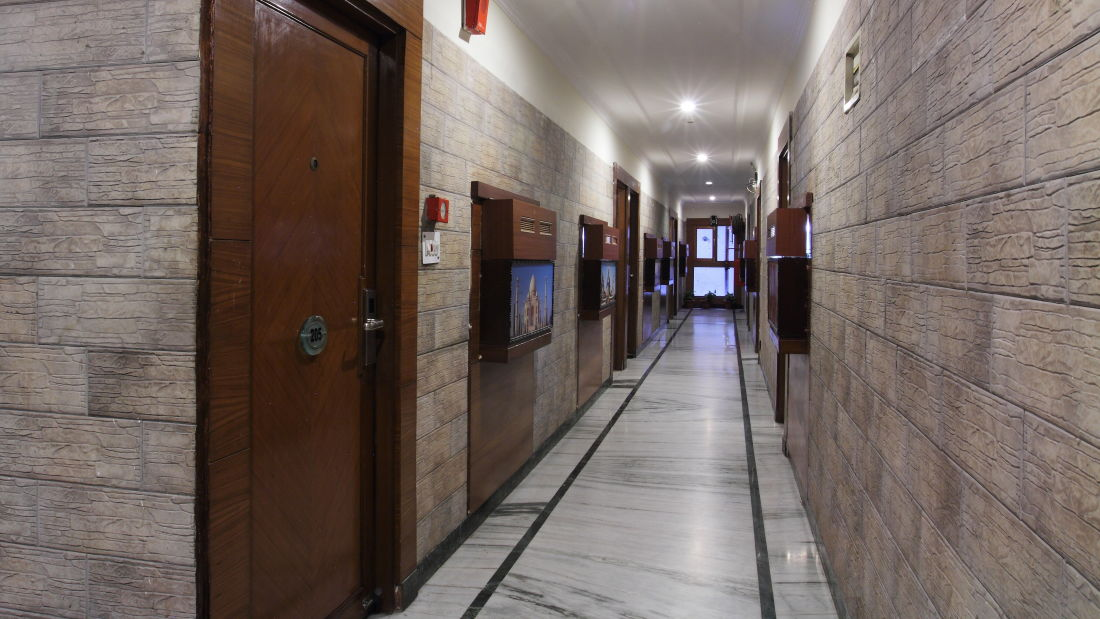 Hotel Hari Piorko - Paharganj, New Delhi New Delhi Corridor Hari Piorko Paharganj New Delhi 4