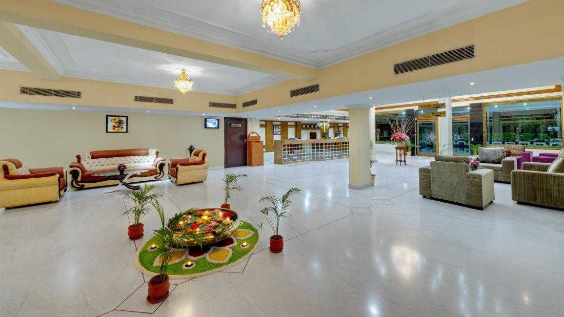 SRM Hotel Maram Malai Nagar Chennai 11