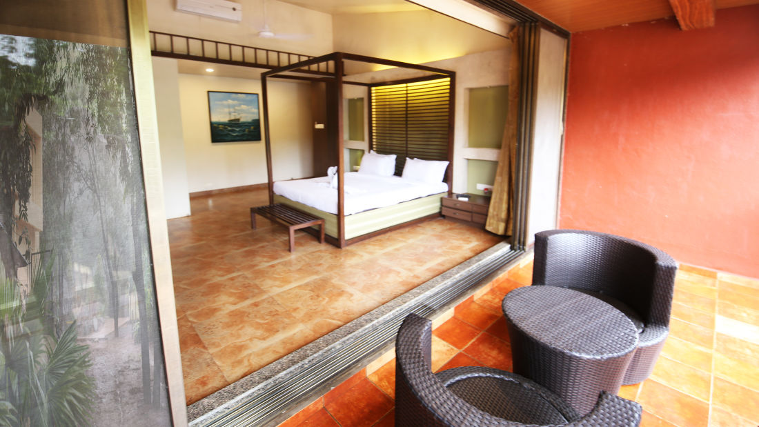 Lonavala Hotel Room_Zara s Resort_Lonavala Pool Resort 3
