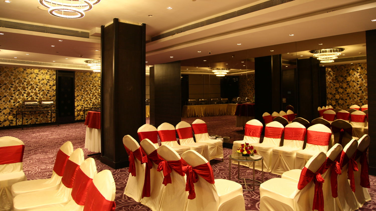 Banquet Hall Magnolia at Grand Hometel Mumbai, malad hotels near mindspace
