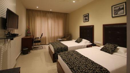 Hotel Hyderabad Grand Hyderabad Standard Room Hotel Hyderabad Grand Hyderabad 2
