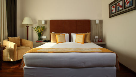 Hotel Nidhivan Sarovar Portico, Mathura Mathura Superior-Rooms -Hotel-Nidhivan-Sarovar-Portico -Mathura- 2