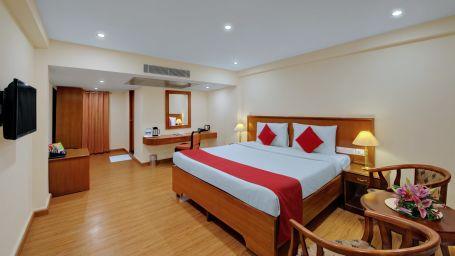 Executive Room at Hotel SRM Chennai