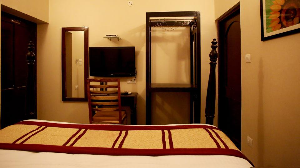 Ajit Mansion Jodhpur Deluxe Room Hotel Ajit Mansion Jodhpur 3