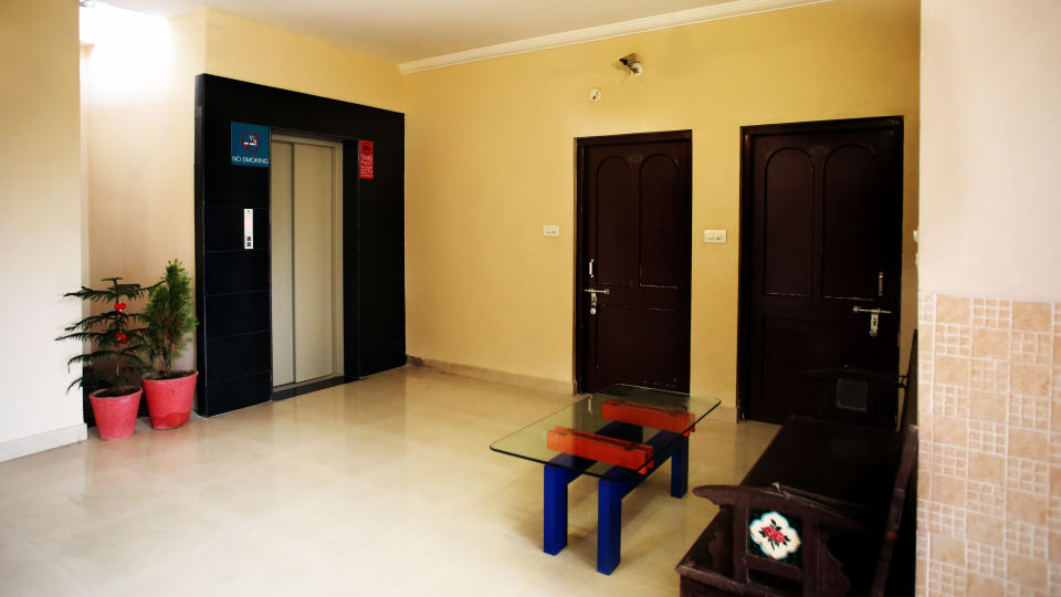Ajit Mansion Jodhpur Lobby Reception Hotel Ajit Mansion Jodhpur 1