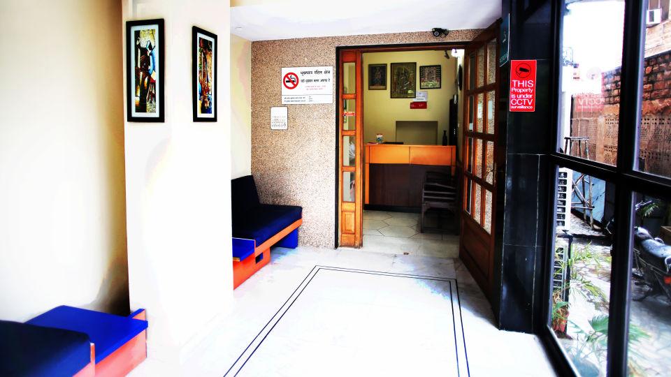 Ajit Mansion Jodhpur Lobby Reception Hotel Ajit Mansion Jodhpur 3