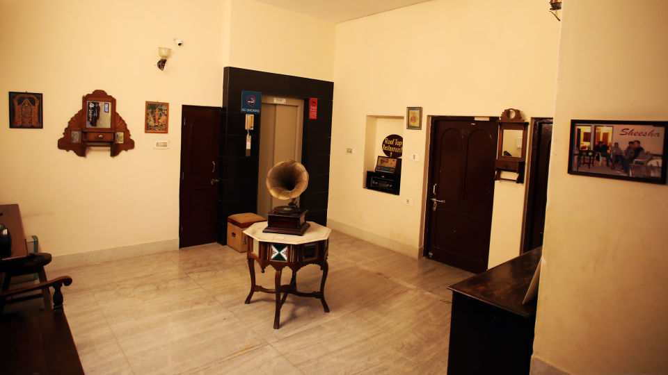 Ajit Mansion Jodhpur Lobby Reception Hotel Ajit Mansion Jodhpur 5