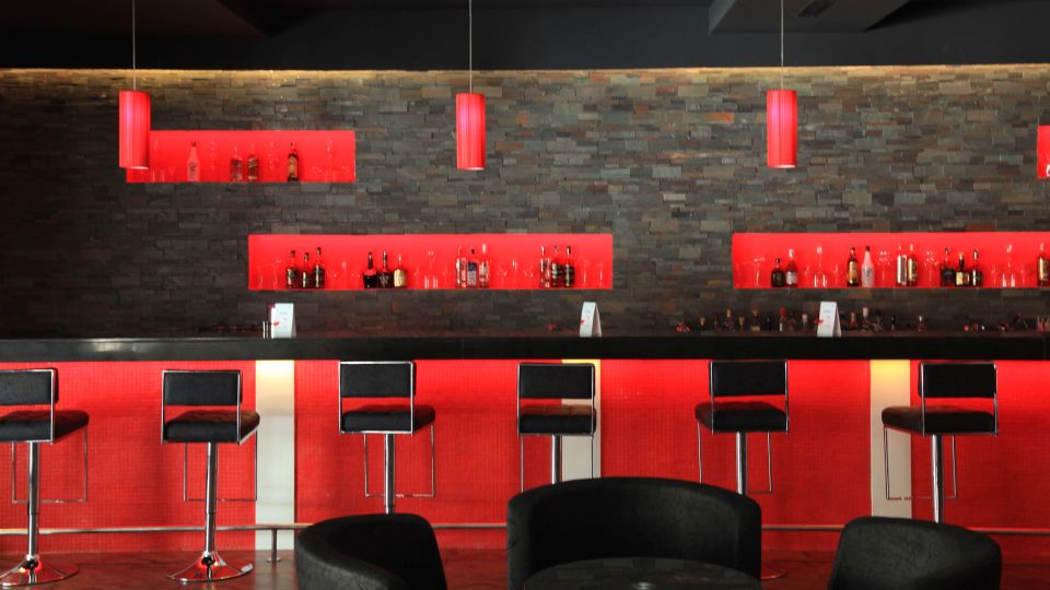 Red Ice Resto-o-Bar at Wonderla Resort Bengaluru