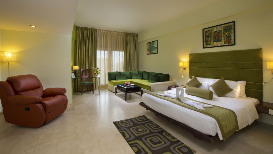 Family Suite Hotel Atithi Pondicherry 3