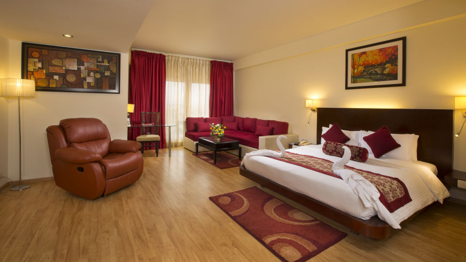 Family Suite Hotel Atithi Pondicherry