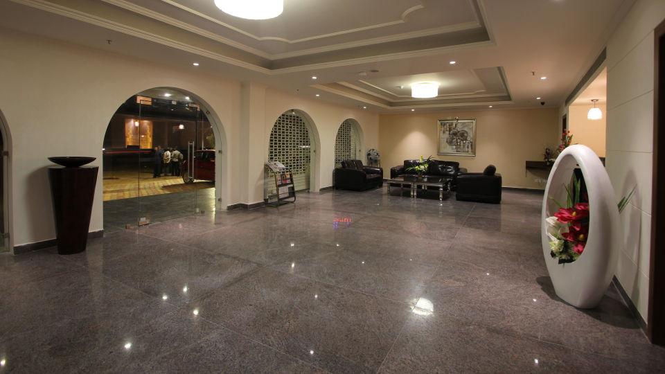 Hotel Hyderabad Grand Hyderabad Lobby Reception Hotel Hyderabad Grand Telengana 6