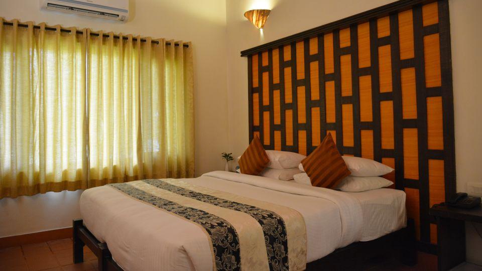Kadkani Riverside Resorts, Coorg Coorg Deluxe Rooms- Cottage Kadkani River Resort Coorg 5
