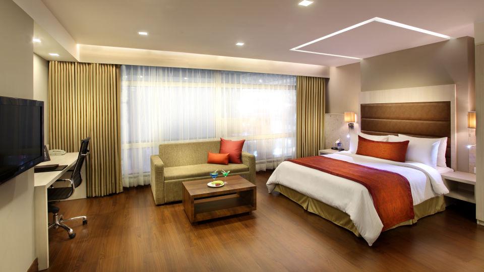 Premiere Suite atMahagun Sarovar Portico Vaishali. hotel rooms in vaishali 1
